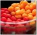 Įrankis vaisių rutuliukams dvigubas