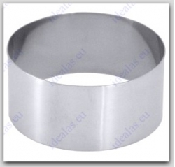 Konditerinis žiedas d.7cm h-4,5cm