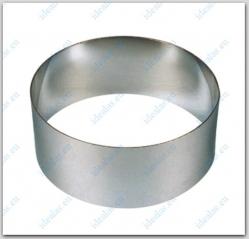 Konditerinis žiedas d.10cm h-4,5cm