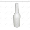 Baltas žongliravimo butelis
