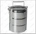 Maisto pervežimo konteineris 3x0,9 ltr