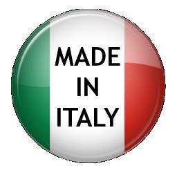 Pagaminta Italijoje